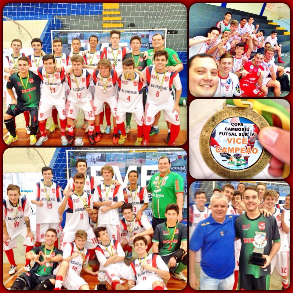 Apama Futsal/FMB Blumenau/Bella Janela