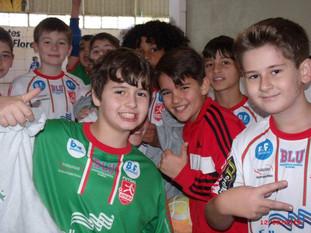 Sub11 da Apama disputa no sábado a semifinal da Copa Fube em São João Batista