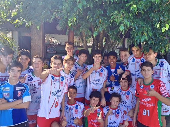 Apama Futsal - Sub15
