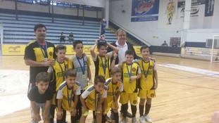 Equipe Sub11 do Royal JR conquista o Campeonato Municipal de Indaial
