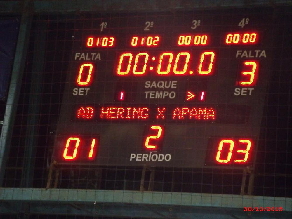 Apama Futsal/FMD Blumenau/Bella Janela