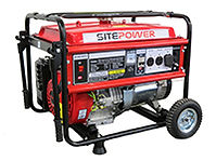 SitePower Generators