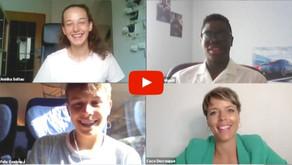 3 Next Entrepreneurs über Coaching mit Coco
