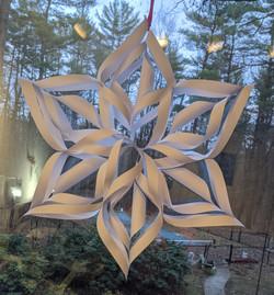 3D Giant Snowflakes