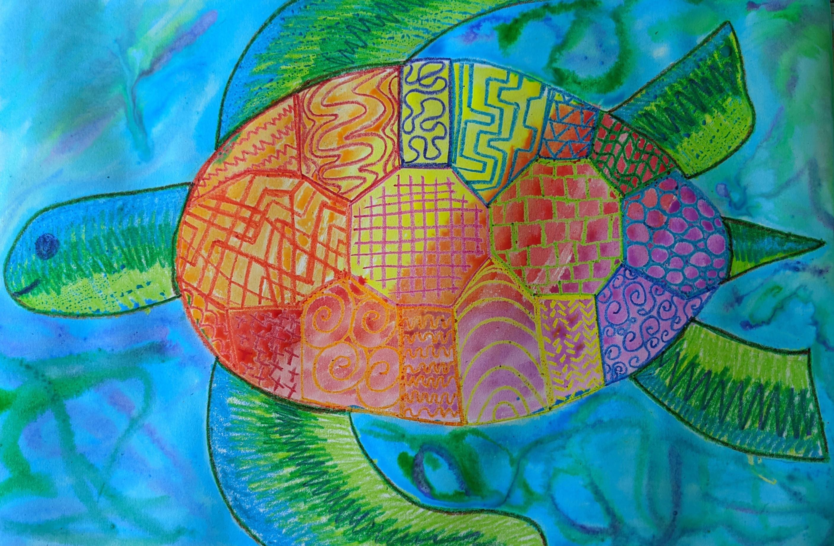 Art for HomeSchool with Miss Liz
