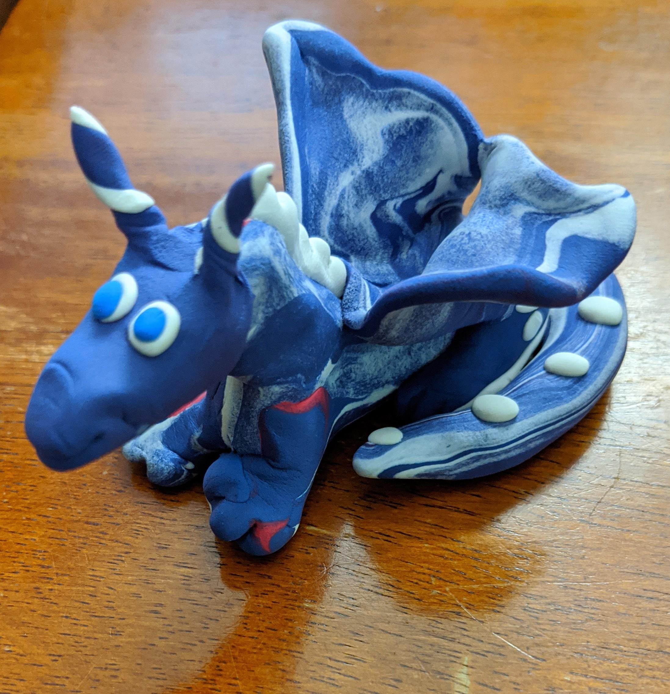 Model Magic Dragons