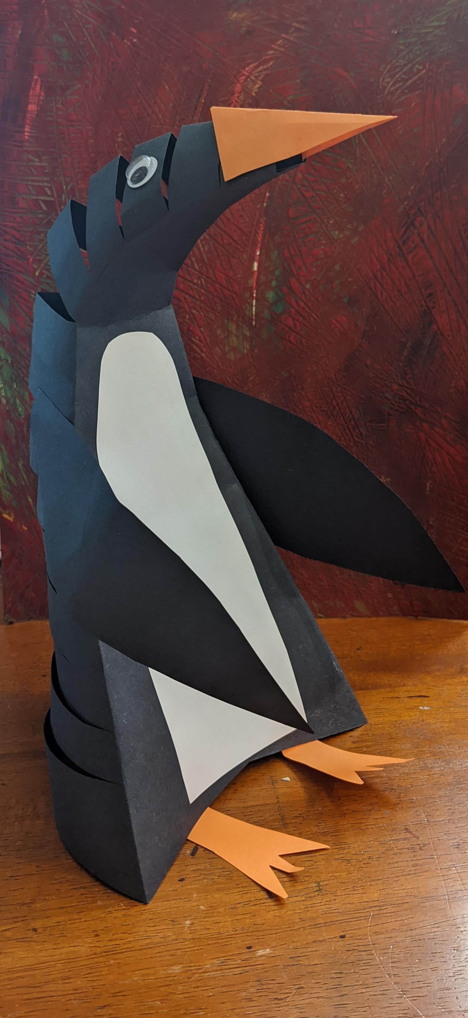 Origami Penguins