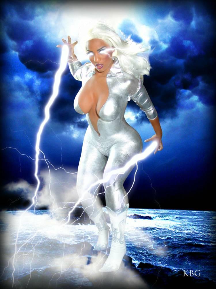 Creative Fantasy- Storm