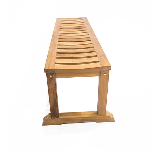 Batavia 5' Backless Bench