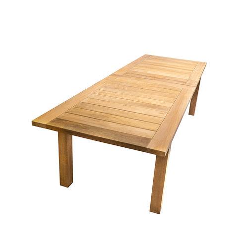 "Capri 95-115"" Dining Table w/ Ext."