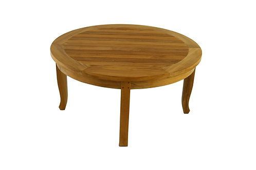 "Big Sur 36"" Round Coffee Table"