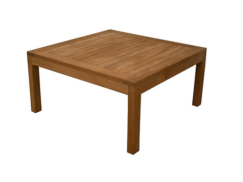 "Classic 42"" Sq. Coffee Table"