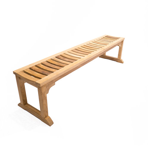 Batavia 6' Backless Bench