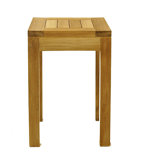 "Classic 12"" Sq. Side Table"