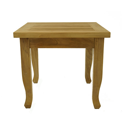"Big Sur 19"" Sq. Side Table"