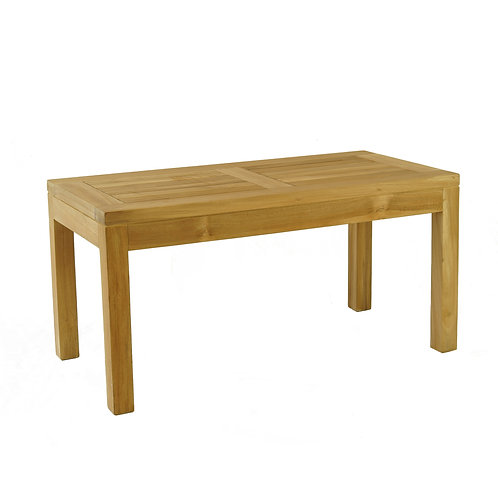 """Classic 36"""" Rect. Coffee Table"""