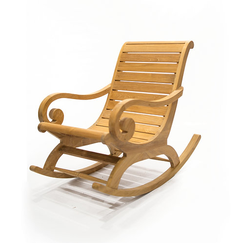 Lazy Rocking Garden Chair