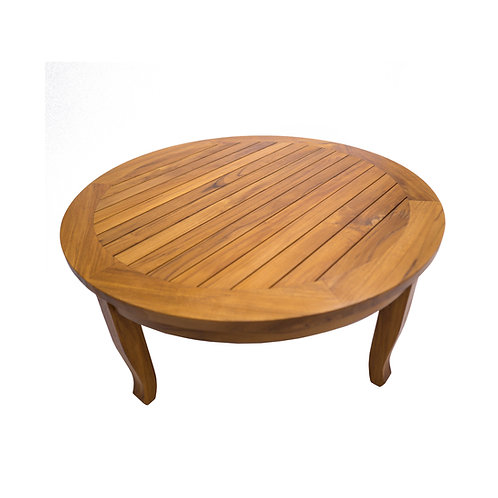 "Big Sur 48"" Round Coffee Table"