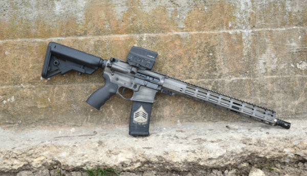 """Sgt of Arms 223 wylde 16"""" Carbine"""