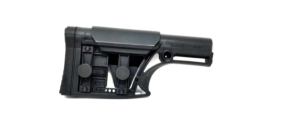 Luth AR MBA-1 stock, AR15 stock, AR10 Stock, Adjustable Stock