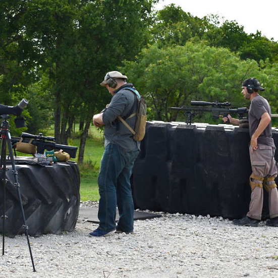 Long Range Precision Rifle Class