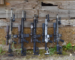 Marksman and Marksman Light Rifles