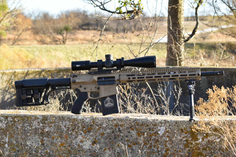 "20"" 6.5 Creedmoor Hunter"
