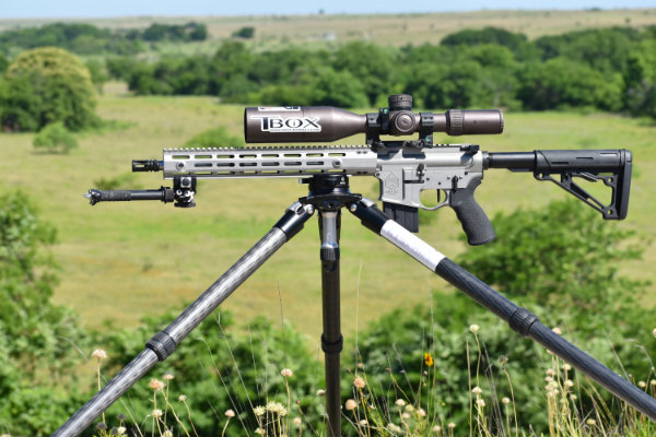 "Sgt of Arms 16"" Light Hunter 6mm ARC, 6.5 Grendel, Arca Swiss Handgaurd"