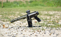 """Sgt of Arms Sniper Green 7"""" 300 Blackout Pistol"""