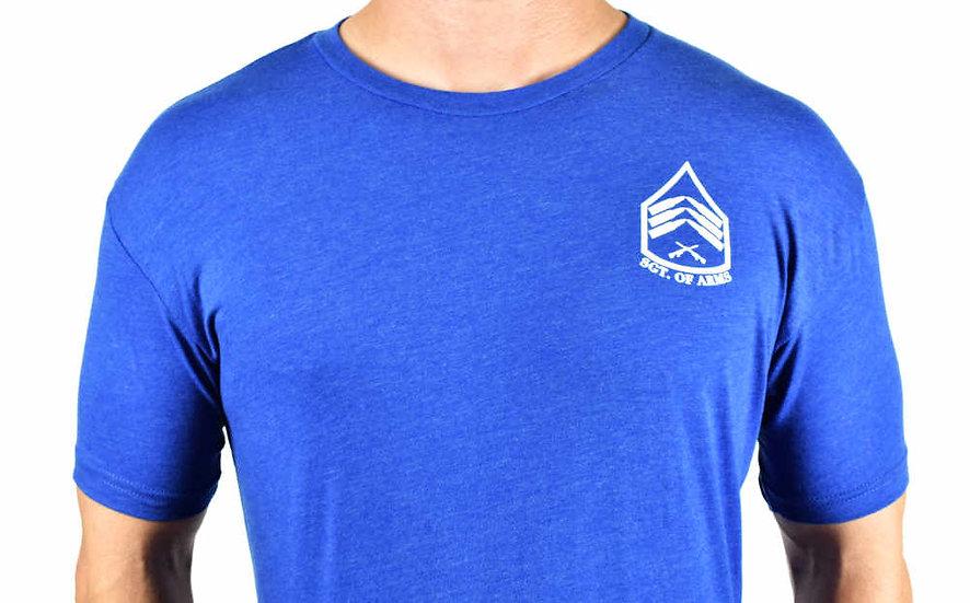 sgt of arms merch, t-shirt