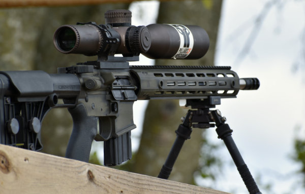 """Sgt of Arms 18"""" 6.5 Grendel"""