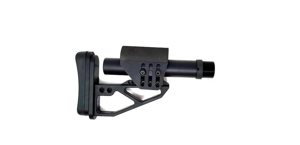 XLR AR Tactical Butt Stock, AR15 Stock, AR10 Stock, Adjustable Stock