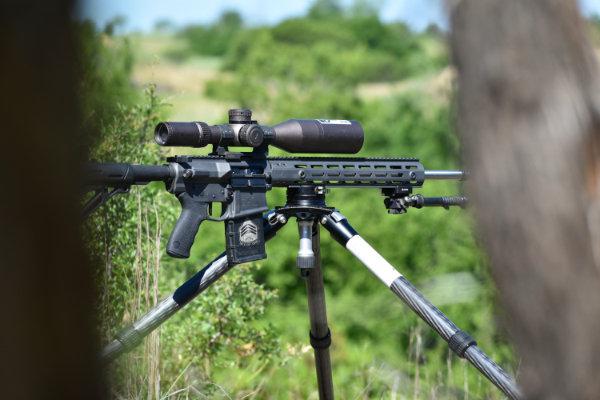 "Sgt of Arms Hunter 20"" Satern 6.5 Creedmoor w/ ARCA Handguard"