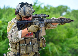 Defensive Pistol and Carbine Class