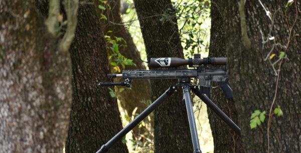 22 nosler ar15 hunting rifle