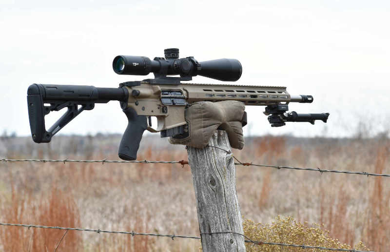 6.5 Grendel Light Hunter