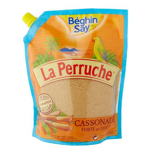 """Cassonade Sugar """"La Perruche"""" (750g)"""