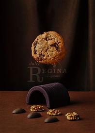 Galleta Chocolate con leche y Nueces | Galletas Dulce Regina | Tienda de galletas artesanas | Sevilla