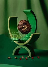 Galleta Selvática (doble chocolate, arándanos y pistacho) | Galletas Dulce Regina | Tienda de galletas artesanas | Sevilla