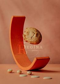 Galleta Chocolate blanco y nueces de macadamia | Galletas Dulce Regina | Tienda de galletas artesanas | Sevilla