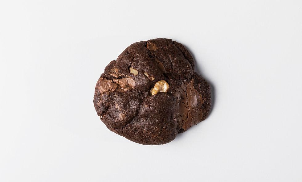 Doble Chocolate y Nueces
