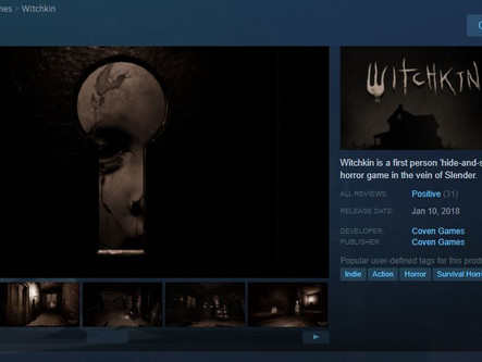 Buy Witchkin Now on Steam!