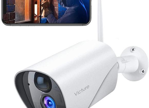Victure 1080P WLAN IP Kamera Überwachungskamera Aussen PIR Bewegungserkennung Wa
