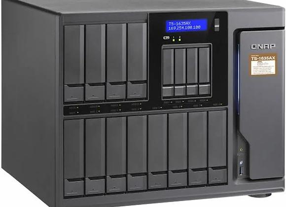 QNAP TS-1635AX NAS-Server - SATA 6Gb/s