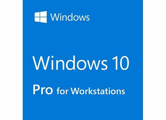 Windows 10 Pro für Workstations