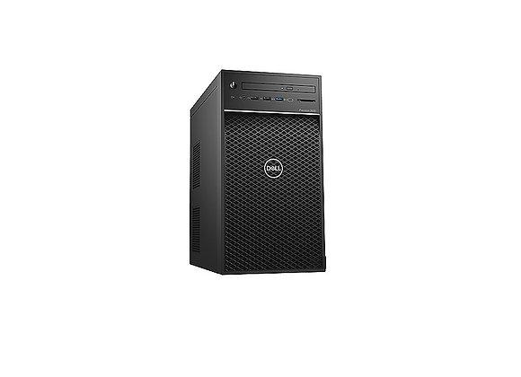 Dell Precision 3630 MT - i7-9700K 16GB/512GB SSD Quadro P2200 DVD-RW W10P