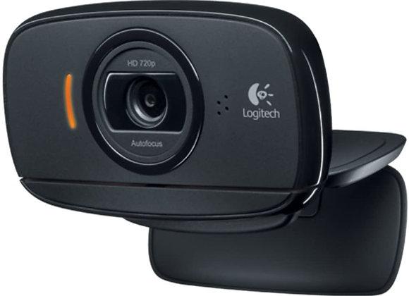 Logitech B525 Business-Webcam, Full-HD 1080p, 69° Blickfeld, Autofokus, 360° Sch