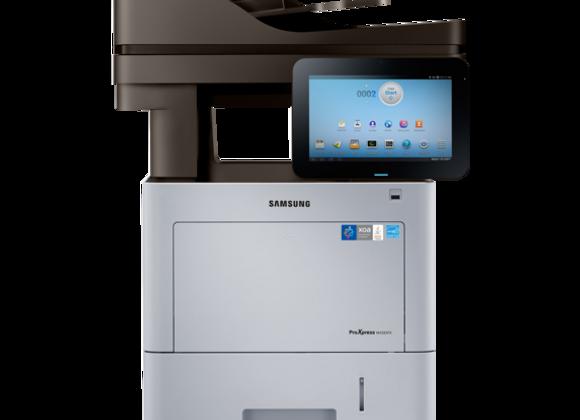 Samsung ProXpress M4583FX +unter 97.000 Seiten+ohne T/BT