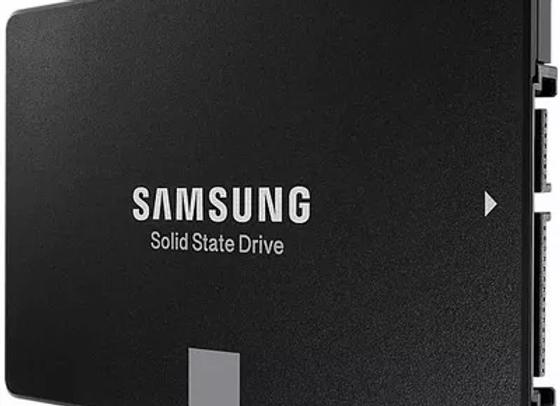 Samsung 860 Evo 250GB SSD MZ-76E250B/EU Festplatte, 2,5 Zoll, intern, SATA III
