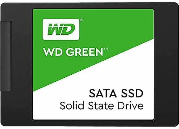 """WD Green 3D NAND SATA SSD 120GB 6Gb/s 2.5""""/7mm"""
